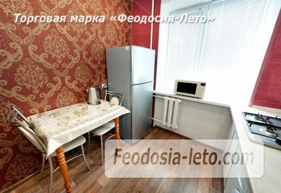 1-комнатная квартира у моря, район Динамо в Феодосии - фотография № 15
