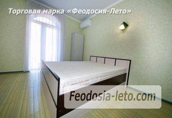 1-комнатная квартира в частном доме г. Феодосия, улица Пономарёвой - фотография № 1