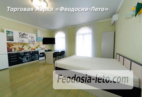 1-комнатная квартира в частном доме г. Феодосия, улица Пономарёвой - фотография № 4