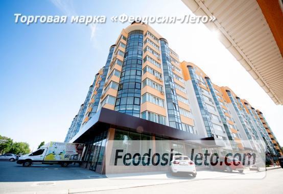 Квартира в ЖК Жемчужина Феодосии на Симферопольском шоссе, 11 - фотография № 1