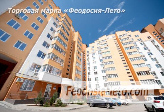 Квартира в ЖК Жемчужина Феодосии на Симферопольском шоссе, 11 - фотография № 18