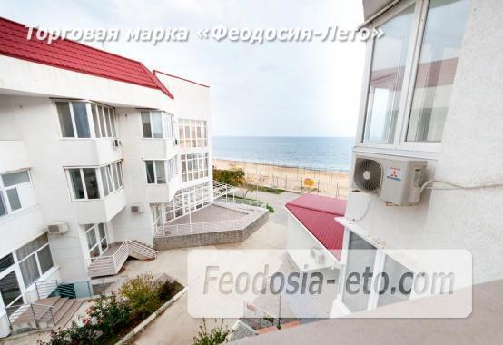 Феодосия 1-комнатная на берегу и с видом на море - фотография № 1