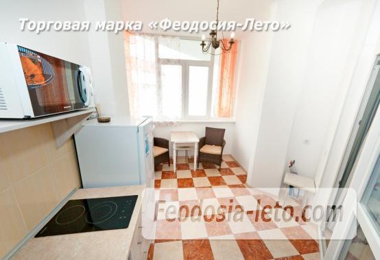 Феодосия 1-комнатная на берегу и с видом на море - фотография № 14