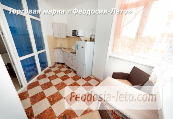 Феодосия 1-комнатная на берегу и с видом на море - фотография № 12