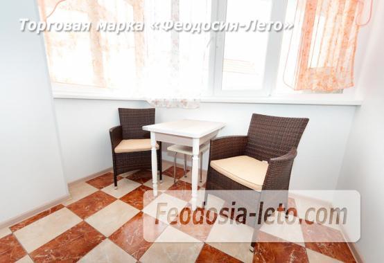 Феодосия 1-комнатная на берегу и с видом на море - фотография № 13