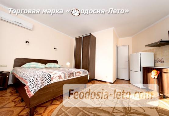 1-комнатные квартиры-студии в г. Феодосия - фотография № 1