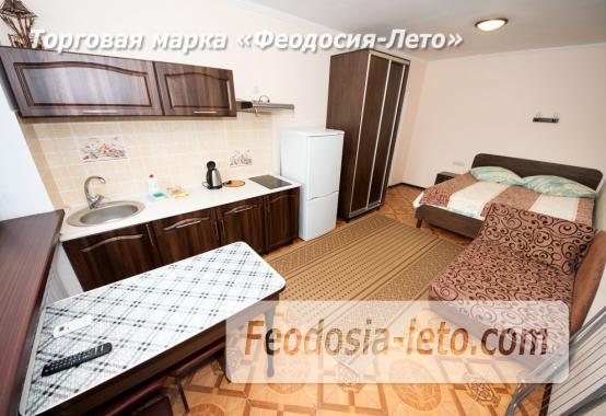 1-комнатные квартиры-студии в г. Феодосия - фотография № 2