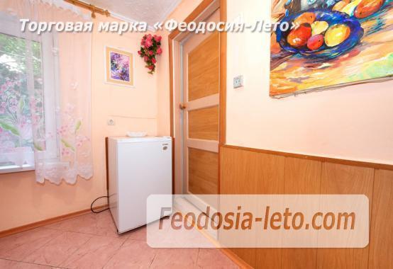 1 комнатный домик в Феодосии рядом с морем на улице Русская - фотография № 5