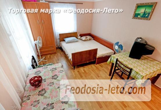 1-комнатный дом в Феодосии у моря, переулок Беломорский - фотография № 1