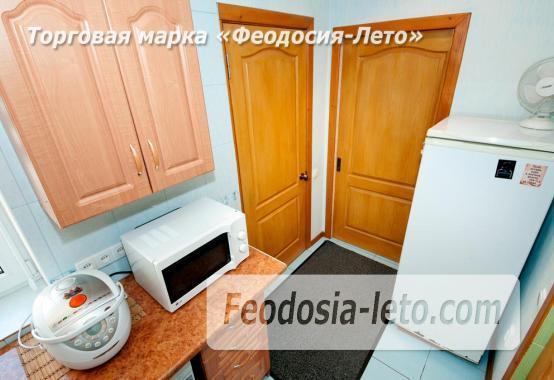 1-комнатный дом в Феодосии у моря, переулок Беломорский - фотография № 3