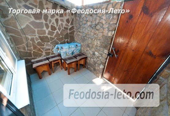1-комнатный дом рядом с Динамо в городе Феодосия - фотография № 8