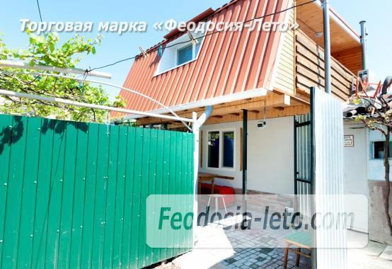 коттедж в Феодосии, рядом с набережной, ул. Щебетовская - фотография № 2
