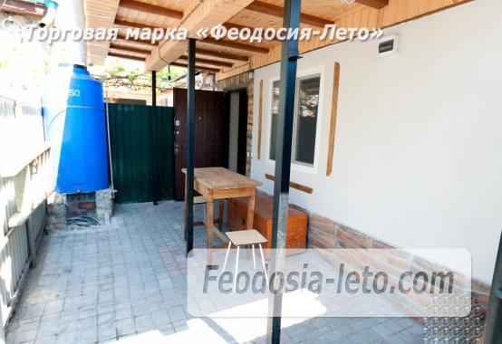 коттедж в Феодосии, рядом с набережной, ул. Щебетовская - фотография № 1