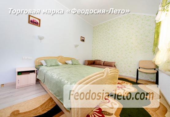 1-комнатный номер в частном секторе Феодосии, рядом с Динамо - фотография № 1