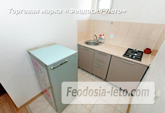 1-комнатный номер в частном секторе Феодосии, рядом с Динамо - фотография № 7