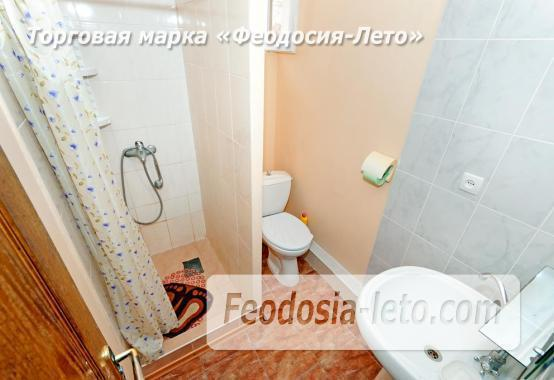 1-комнатный номер в частном секторе Феодосии, рядом с Динамо - фотография № 9