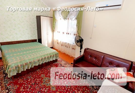1-комнатный номер в частном секторе Феодосии, рядом с Динамо - фотография № 2