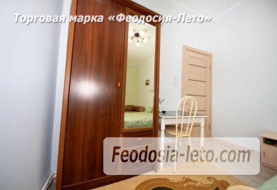 1-комнатный номер в частном секторе Феодосии, рядом с Динамо - фотография № 3