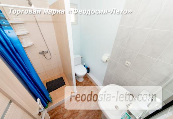 1-комнатный номер в частном секторе Феодосии, рядом с Динамо - фотография № 6