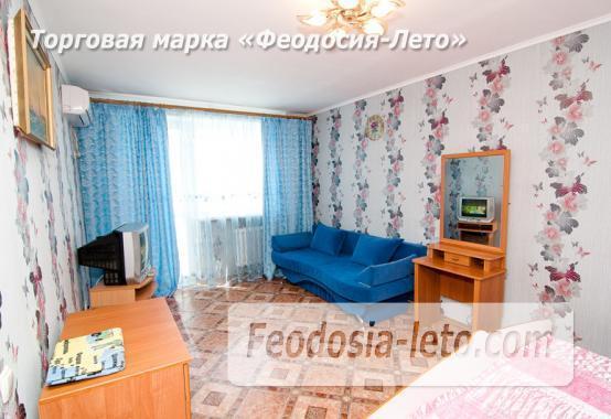 1 комнатная бесподобная квартира в Феодосии на улице Кирова, 8 - фотография № 1
