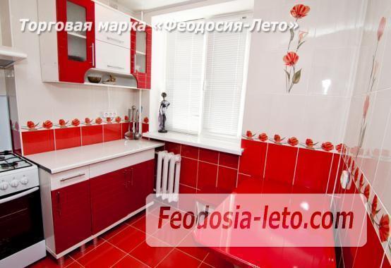 1 комнатная бесподобная квартира в Феодосии на улице Кирова, 8 - фотография № 2