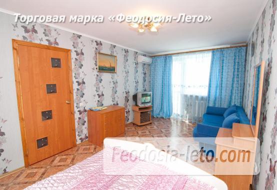 1 комнатная бесподобная квартира в Феодосии на улице Кирова, 8 - фотография № 3