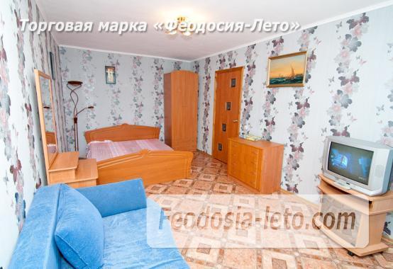 1 комнатная бесподобная квартира в Феодосии на улице Кирова, 8 - фотография № 4