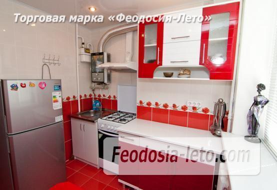 1 комнатная бесподобная квартира в Феодосии на улице Кирова, 8 - фотография № 5