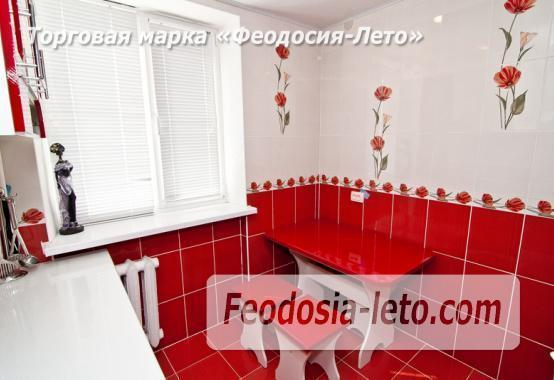 1 комнатная бесподобная квартира в Феодосии на улице Кирова, 8 - фотография № 6