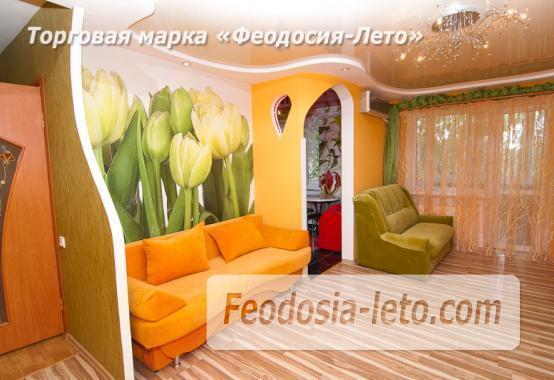 1 комнатная блистательная квартира в Феодосии на улице Галерейная, 13 - фотография № 1