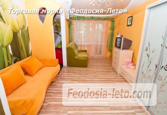 1 комнатная блистательная квартира в Феодосии на улице Галерейная, 13 - фотография № 3