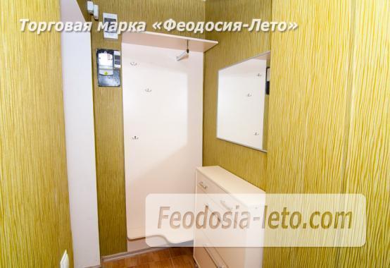 1 комнатная блистательная квартира в Феодосии на улице Галерейная, 13 - фотография № 12