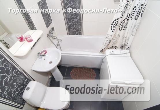 1 комнатная блистательная квартира в Феодосии на улице Галерейная, 13 - фотография № 13