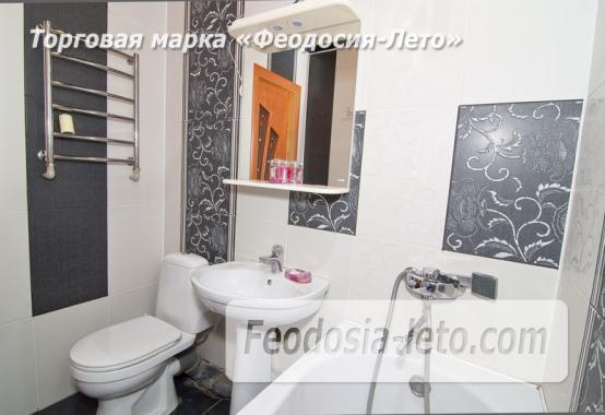 1 комнатная блистательная квартира в Феодосии на улице Галерейная, 13 - фотография № 14