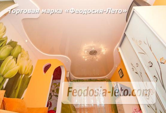 1 комнатная блистательная квартира в Феодосии на улице Галерейная, 13 - фотография № 4