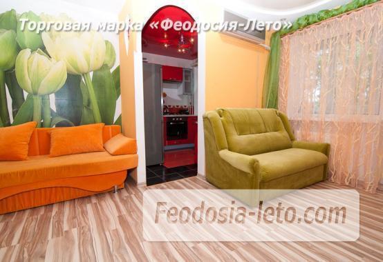 1 комнатная блистательная квартира в Феодосии на улице Галерейная, 13 - фотография № 5