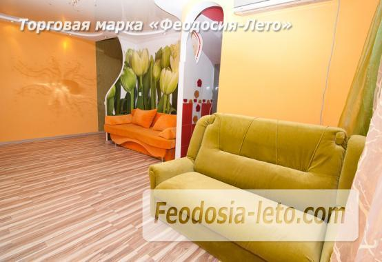 1 комнатная блистательная квартира в Феодосии на улице Галерейная, 13 - фотография № 6