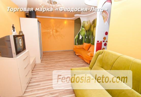 1 комнатная блистательная квартира в Феодосии на улице Галерейная, 13 - фотография № 7