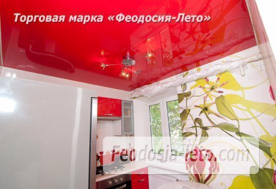 1 комнатная блистательная квартира в Феодосии на улице Галерейная, 13 - фотография № 8