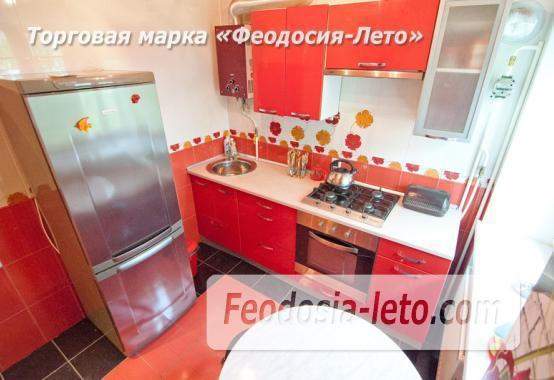 1 комнатная блистательная квартира в Феодосии на улице Галерейная, 13 - фотография № 9