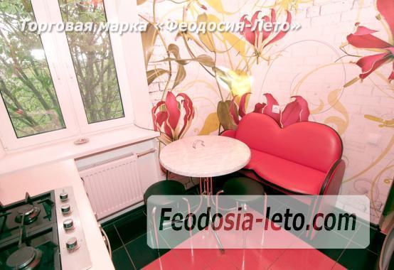 1 комнатная блистательная квартира в Феодосии на улице Галерейная, 13 - фотография № 10