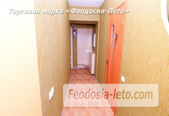 1 комнатная блистательная квартира в Феодосии на улице Галерейная, 13 - фотография № 11