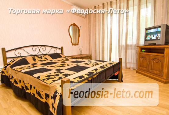 1 комнатная чудесная квартира в Феодосии на улице Крымская, 86 - фотография № 1