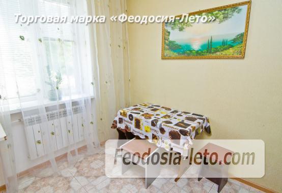 1 комнатная чудесная квартира в Феодосии на улице Крымская, 86 - фотография № 4