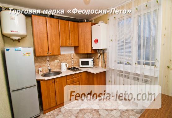 1 комнатная чудесная квартира в Феодосии на улице Крымская, 86 - фотография № 8
