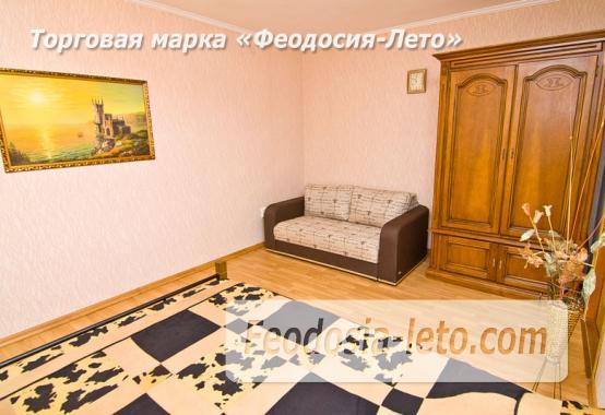 1 комнатная чудесная квартира в Феодосии на улице Крымская, 86 - фотография № 12