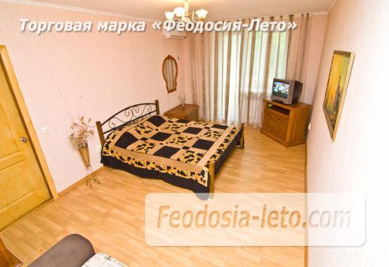 1 комнатная чудесная квартира в Феодосии на улице Крымская, 86 - фотография № 2