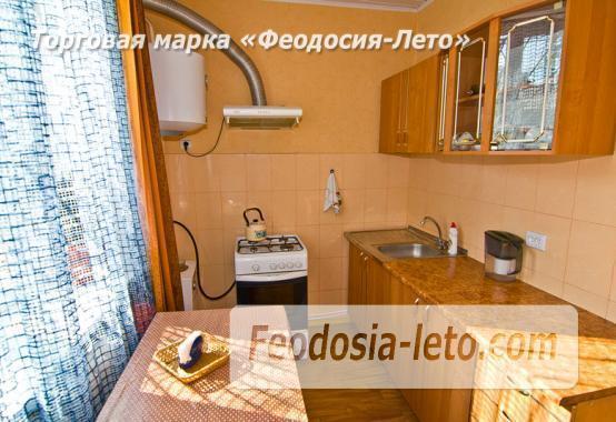 1 комнатная дивная квартира в Феодосии на улице Карла Маркса, 19 - фотография № 4