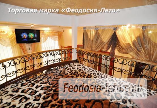 1 комнатная двухуровневая квартира в Феодосии, улица Украинская, 5 - фотография № 3