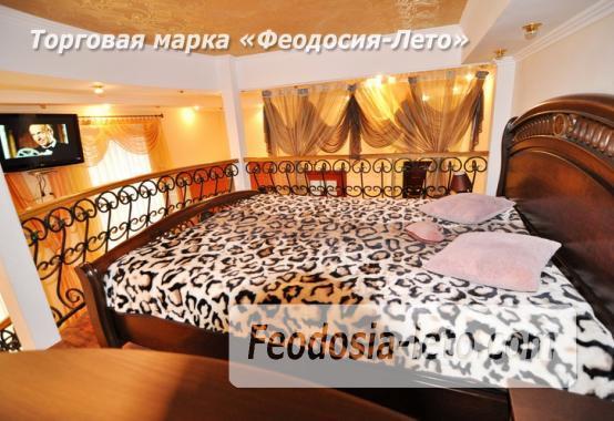 1 комнатная двухуровневая квартира в Феодосии, улица Украинская, 5 - фотография № 4